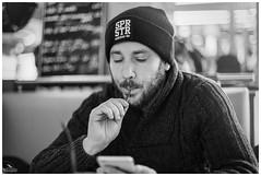 L'Espresso (Dani Carmona) Tags: paris france spoon cafe adidas montmartre amelie