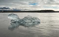 Adrift (chasingthelight10) Tags: ice iceland glacier iceberg jokulsarlon icelagoon southeasterniceland