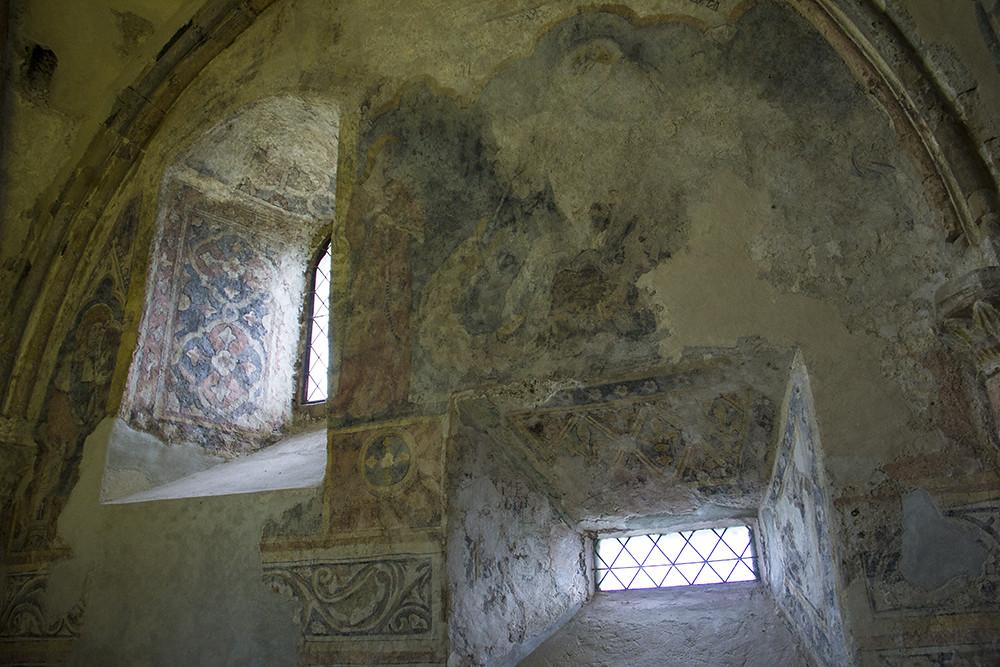 Chapelle de Saint Georges - São Jorge e o Dragão