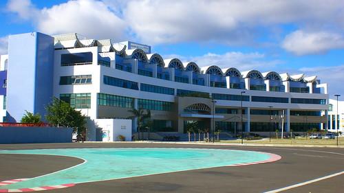 Prédio da sede do Ministério Público da Bahia