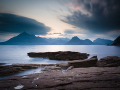 "Elgol Dusk • <a style=""font-size:0.8em;"" href=""http://www.flickr.com/photos/26440756@N06/18768843664/"" target=""_blank"">View on Flickr</a>"