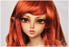 MNF Chloe Vampire for EilonwyG (Eludys) Tags: ball doll vampire makeup chloe elf event bjd fairyland msd jointed mnf faceup minifee eludys
