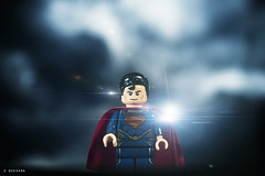 The man of steel (squesada70) Tags: comics toy geek lego superman minifigs dccomics geeko minifigures toyphotography legophotography