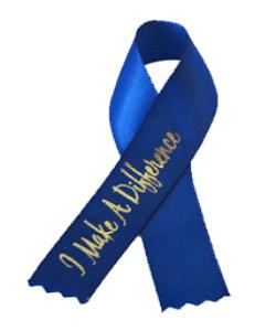 15mm-blauw-lint-met-goud-glimmend-bedrukt