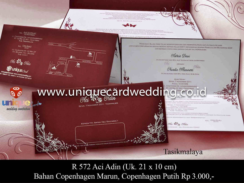 The World\'s Best Photos by unique card wedding invitation - Flickr ...