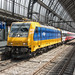NS E186 113 met IC Direct richting Breda, Amsterdam Centraal 4 juli 2015