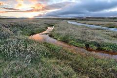 (marekkaczkowski) Tags: sunrise iceland highland