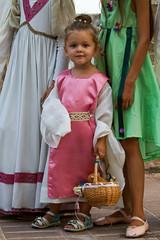 piccola dama (lacastellanadiscapezzano) Tags: medievale dama senigallia medioevo medioevale scapezzano rievocazione festacastellana