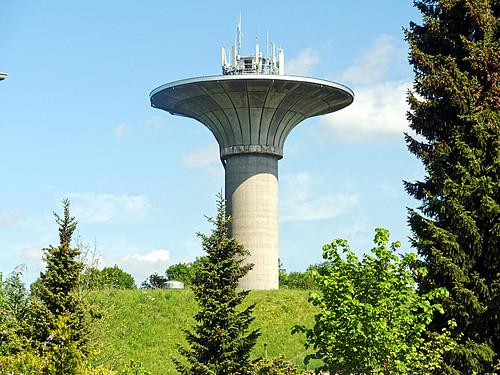 Luxemburg, Wasserturm