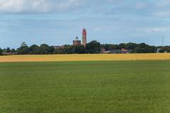 Twin-Lighthouses; Zwillingstürme Kap Arkona
