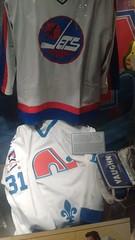 Hockey Hall of Fame (mikebertino90) Tags: toronto ontario canada hockey winnipeg qubec halloffame nordiques winnipegjets quebecnordiques