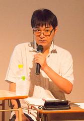 ディレクターズ・トークバトル|佐々木成明(多摩美術大学 情報デザイン学科 准教授)