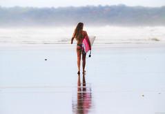Surfer (JoanZoniga) Tags: surfergirl beachgirl esterillos jczuniga costarica costaricasurf puravida sexy bikini bikinigirl esterilloseste playaesterillos canon beachphotography surfphotography surfing surfer surf