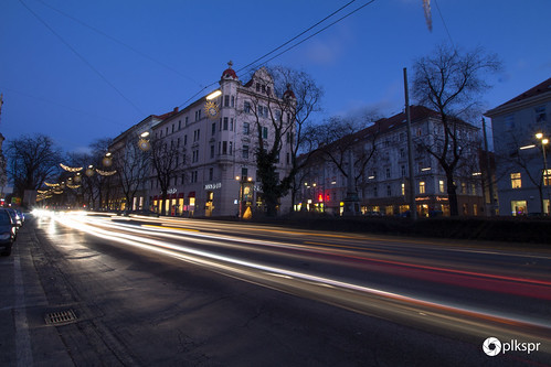 Street Lights of Graz