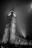 London (@Merssan) Tags: 2016 london nyår blackandwhite architecture building bigben fog uk londoncity