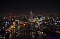 Big eye - Londres (FGuillou) Tags: londres bigeye big eye night nuit vue london grande roue capital city lumiere light panorama 伦敦 capitale europe