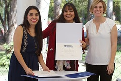 Rosy's Diploma