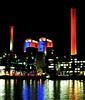 Habour (West) Frankfurt (Suzanne's stream) Tags: frankfurt habour west westhafen nacht night