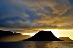 Sunbeam (Sizun Eye) Tags: sunbeam clouds kirkjufell grundarfjordur iceland islande mountain montagne sunset europe mer sea landscape sizuneye sizun tamron2470mmf28 nikond750 d750 tamron outdoors nature light gettyimages