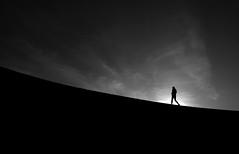 Silhouette (Matthew Francis Leader) Tags: silhouette lymeregis thecobb dorset evening light lightanddark eveninglight figures