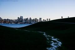 Seattle (BrianGoPhoto) Tags: beautiful gasworkspark hill mountain seattle silhouette spaceneedle washingtonstate