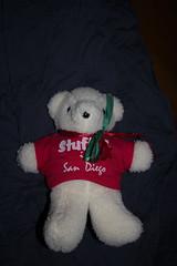 IMG_7417 (armadil) Tags: freecycle stuffedtoy toy teddy teddybear