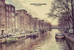 Amsterdam Canal (Patricia Eizaguirre photography) Tags: amsterdam amsterdamcanal holland travel patriciaeizaguirre pateizaguirre