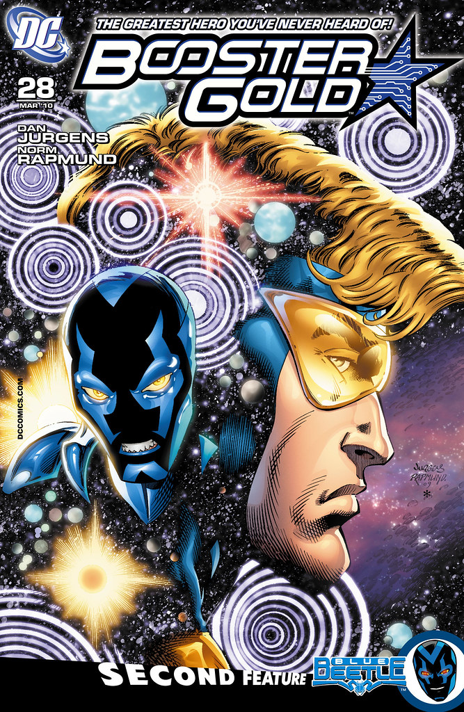 Booster Gold (2007) #28