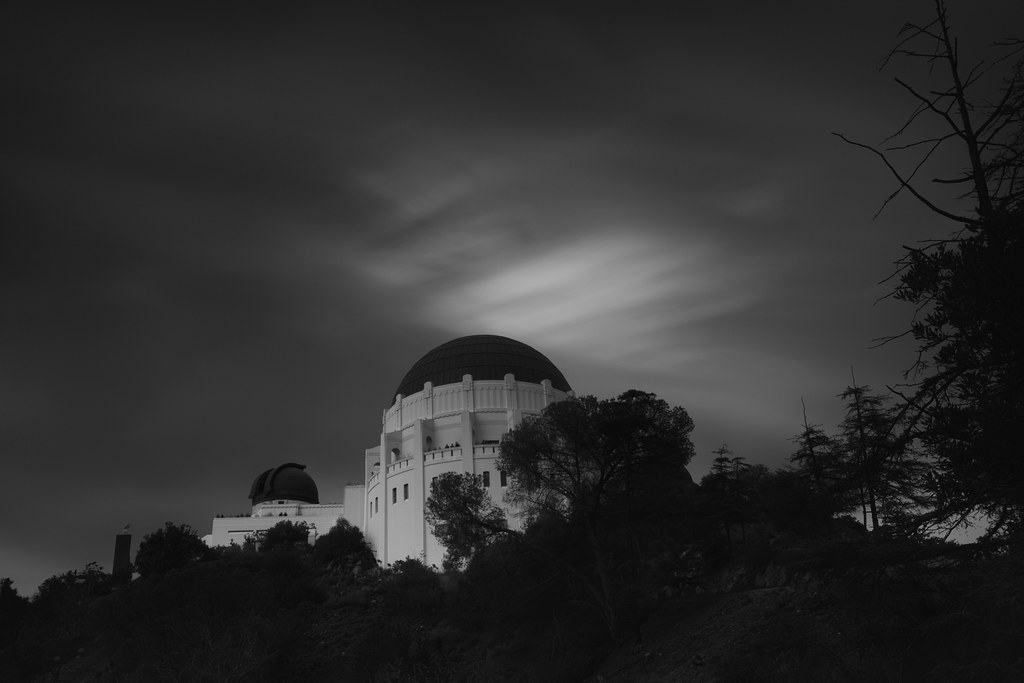 The World's Best Photos of longexposure and observatory