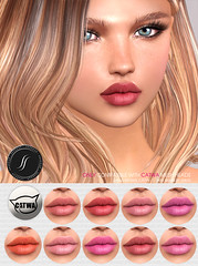 Cosmetic Fair (Shakeup!) Tags: secondlife cosmeticfair catwa meshhead applier shakeup