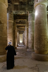 Columns in the Temple of Seti I (Chris Irie) Tags: egypt temple seti abydos