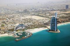 Burj al Arab (FotoDB.de) Tags: gold hotel dubai arab luxus emirate jumeira wste burj segel
