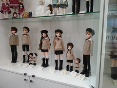 BlueFairy Daegu Showcase (almyki) Tags: retail ball store doll dolls south korea bjd showcase joint daegu bluefairy