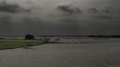 Waterscape (abhishek Basuroy choudhury) Tags: fishing monsoon nets bangladesh meghna