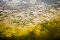 Yellowed (Laura-Lynn Petrick) Tags: abstract travelling yellow clouds flying inflight travels cloudy flight aerial faded trips series tripping fades lauralynnpetrick lauralynnpetrickabstract lauralynnpetrick35mm lauralynnpetrickflying lauralynnpetricktour lauralynnpetricktravelling