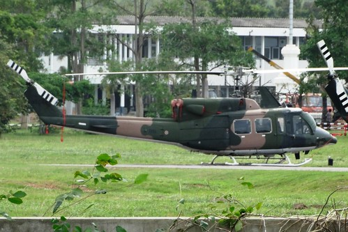 35044 / Bell 212 / RTA NCO school Hua Hin / 01Aug14 /