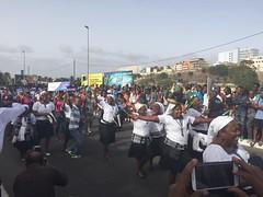Pedro Passos Coelho em Cabo Verde