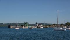 SMD 61 (johnarey) Tags: lighthouse ferry boats maine islesboro grindelpoint