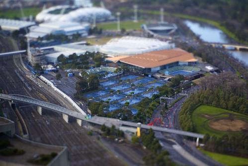 Miniature Melbourne Marathon