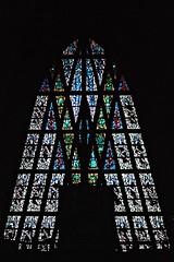 9 - Metz Eglise Sainte-Thrse Grande verrire du choeur (melina1965) Tags: church nikon churches july vitrail lorraine juillet glise stainedglasswindow metz moselle stainedglasswindows vitraux 2015 glises d80
