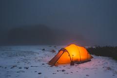 Tenty (Try Angus) Tags: snow ski mt tour stirling australia olympus victoria hut craigs mansfield macpac
