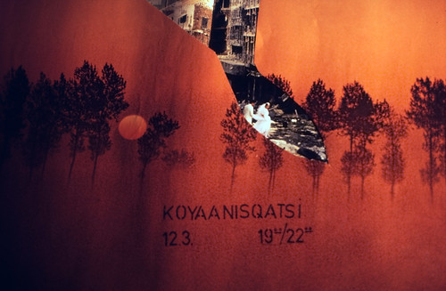 "Filmwerbe-Dia ""Koyaanisqatsi"" (01) • <a style=""font-size:0.8em;"" href=""http://www.flickr.com/photos/69570948@N04/19899953542/"" target=""_blank"">View on Flickr</a>"