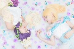 Love Live (Fairy Tale ver.) (ShiroWengPhotography) Tags: game anime love japan dark photography comic cosplay live manga culture malaysia animation cosplayer cos element nozomi eri 2015 tamashii shiroweng costamashii