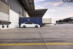 IMG_0800 (Joseph Hui (J_HUI)) Tags: white canon honda static civic coupe jdm impul stance em1 facelift f4l b16 24105mm jhui