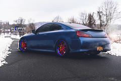 Incurve Forged   Supercharged G37 IPL (Incurve Wheels) Tags: newyork wheels wrapped superman rims forged stillen infiniti supercharged stance hre apracing vossen ipl asanti lexani incurve g37 adv1 forgiato infinitig37 g37s canibeat royalstance ibestamped