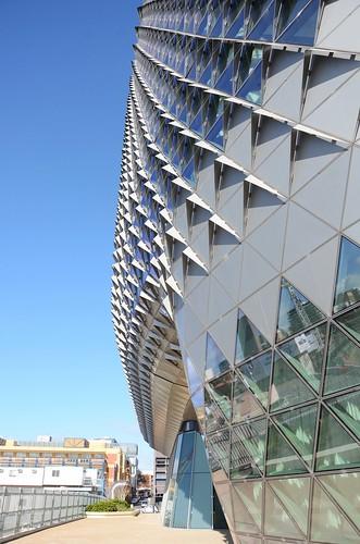 DSC_3086 SAHMRI building, North Terrace, Adelaide SA