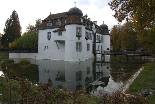 Bottmingen Castle, 29.10.2011.