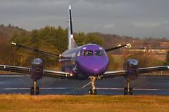 G-LGNI Saab340B EGPH 12-12-16 (MarkP51) Tags: glgni saab 340b flybe be bee loganair edinburgh airport edi egph scotland aviation aircraft airplane plane image markp51 nikon d7200 aviationphotography