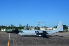 Planes (Mark Obusan) Tags: hercules c130 4598 usn us navy paf philippineairforce 4726 minutemen 220th airliftwing fleetlogistics supportsquadron vr55 planes dusty pixar disney