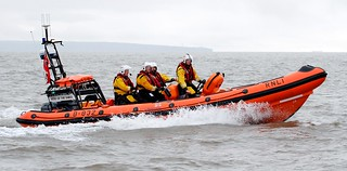Porthcawl Lifeboat